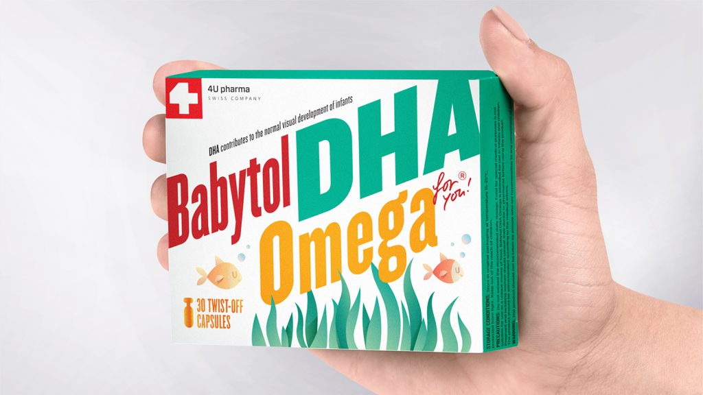 Babytol DHA Omega