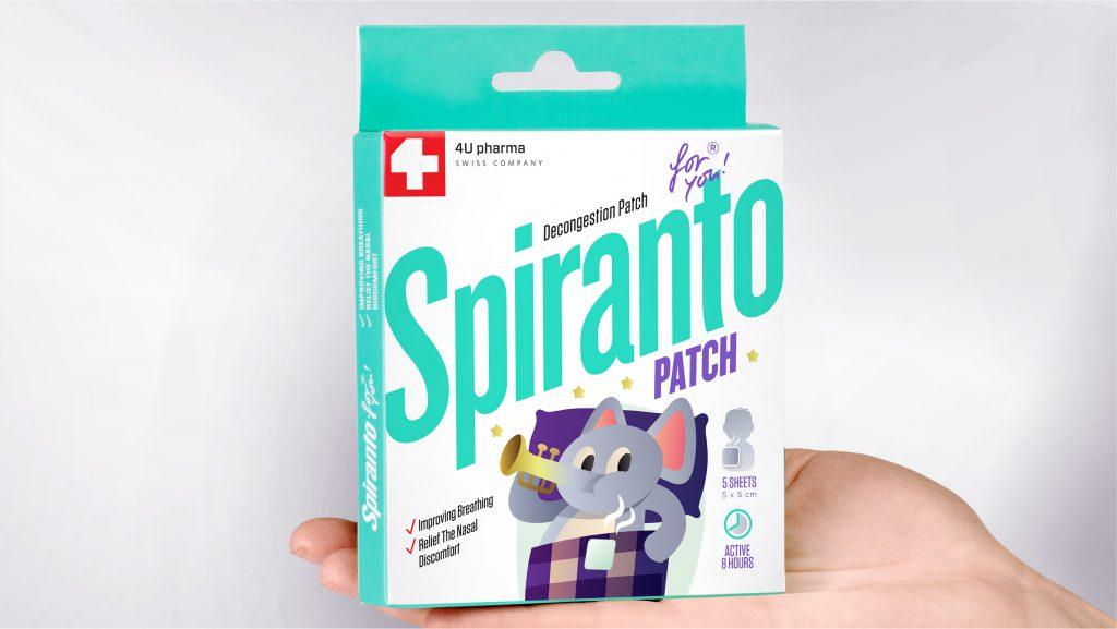 SPIRANTO for you!