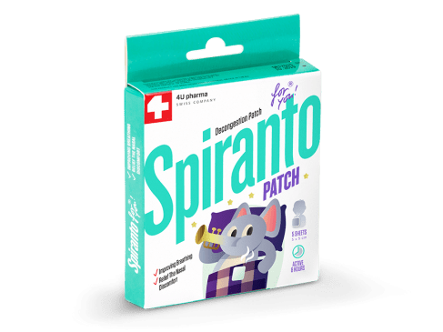 SPIRANTO for you!