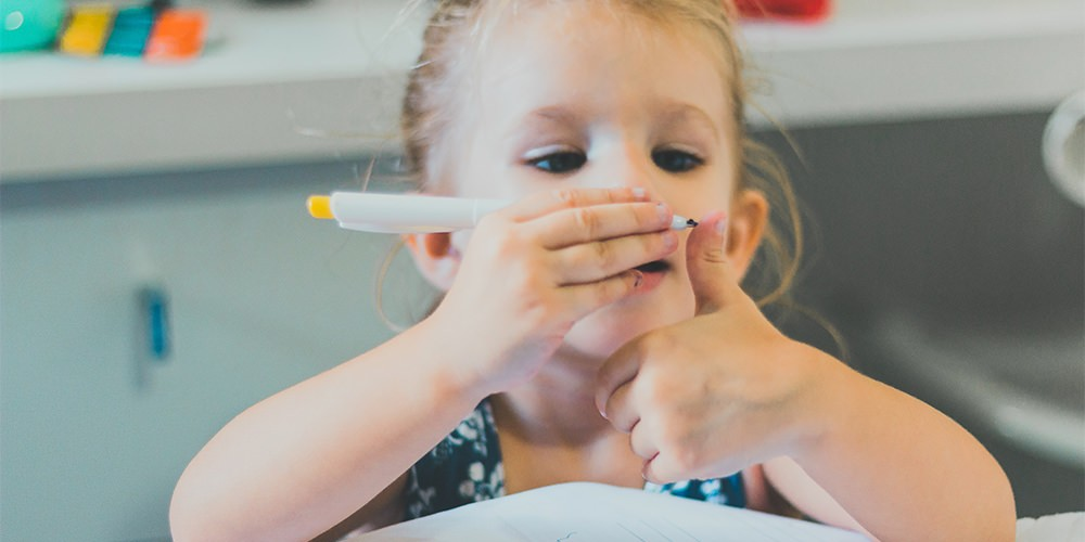 DHA has an effect on attention and increased concentration in children