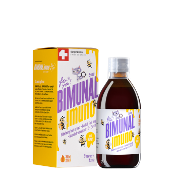 Syrup for natural immunity boosting in children – Bimunal Imuno